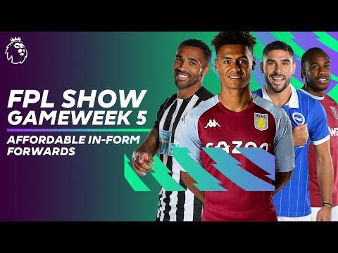 Best Bargain Forwards! | Wilson, Watkins, Maupay & Antonio | FPL Show GW5