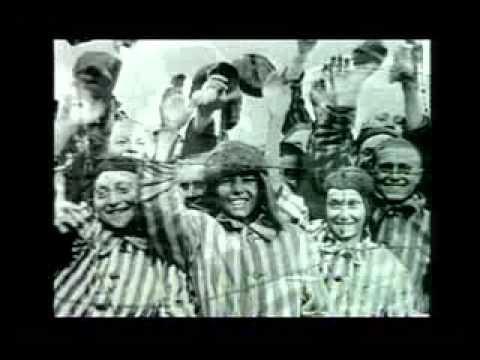 شخصيات اسرائيلية يهودية وعربية معا في معسكر أوشفيتس ج10