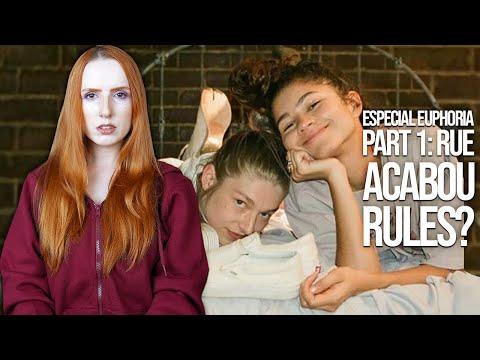 ESPECIAL EUPHORIA: ACABOU RULES? | Análise Trailer + Teoria (Euphoria Part 1: Rue)