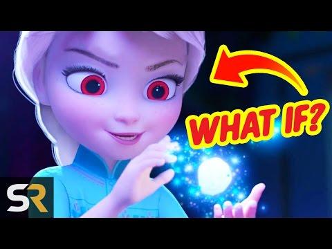 10 Disney Easter Eggs Hidden In Deleted Scenes