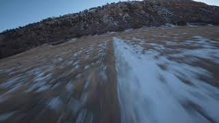 Morning mountain vibes // freestyle mountain surfing FPV CO