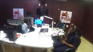 Presidential Aspirant, Dr. Sina Fagbenro-Byron on #Bosenlo with Ajibola Akinyefa
