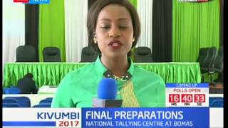 Kisumu County: IEBC's final preparations ahead of the elctions