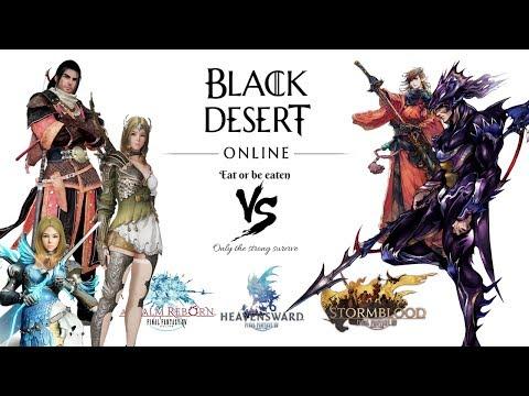 tera vs black desert