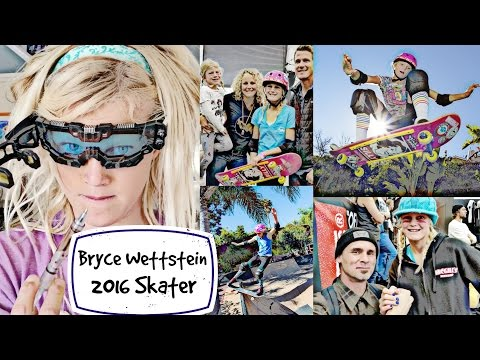 Bryce Wettstein Official 2016 Skater Part