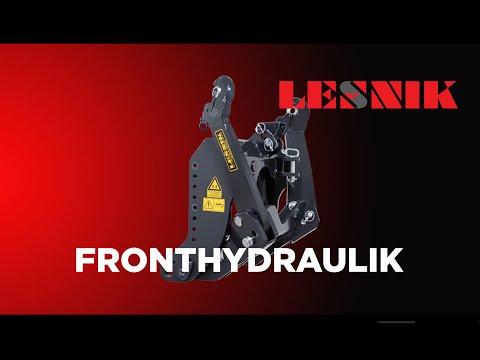 Fronthydraulik-Fronthubwerk-Frontkraftheber SHL F25-LESNIK LENART