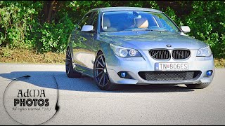 BMW E60 project Mpaket by patress FCPX