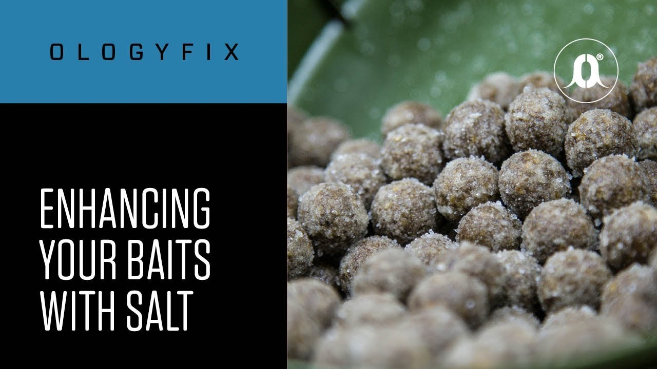How to make your baits better with salt