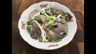 Маринованные грибы по быстрому. Очень вкусный рецепт/How to cook pickled oyster mushrooms