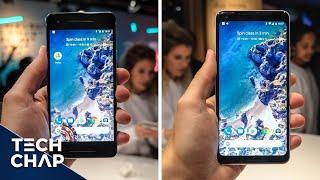 Google Pixel 2 vs Pixel 2 XL - Which Should You Buy?   The Tech Chap