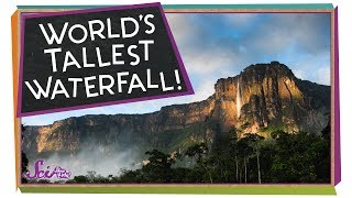 The Tallest Waterfall in the World!