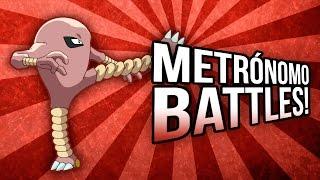 Hitmonlee  - (Pokémon) - POKÉMON RUBÍ OMEGA & ZAFIRO ALFA~METRÓNOMO BATTLES: HITMONLEE & EL GRAN BOTE!