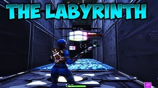 Labyrinth Fortnite Map Kenh Video Giải Tri Danh Cho Thiếu Nhi