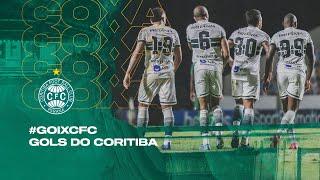 #GOIxCFC - Gols do Coritiba