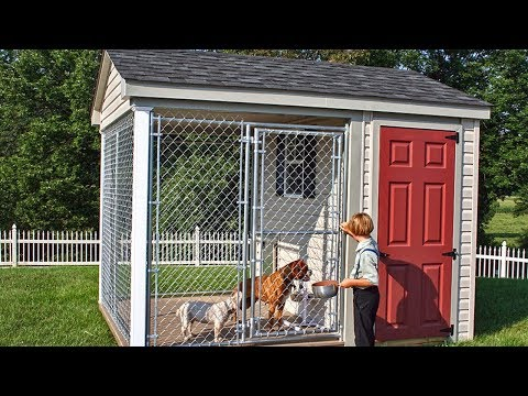 Insulated Dog House For Summer