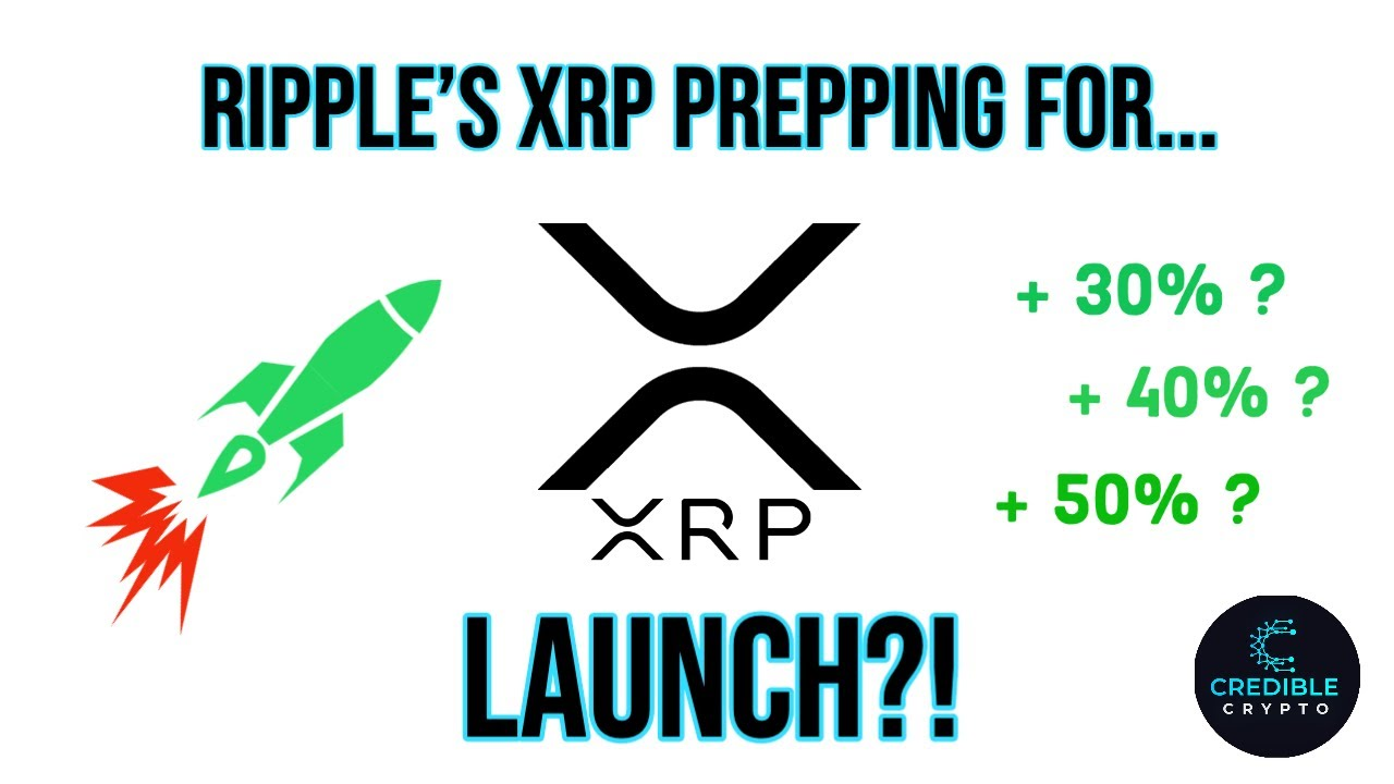 Ripple's XRP Prepping For A MASSIVE Move!