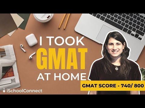 Expert talks: GMAT Online exam | GMAT preparation tips, details & more! | iSchoolConnect