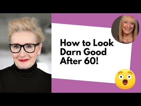 6 Tips for Looking Good And Feeling Pretty Darn Good After 60