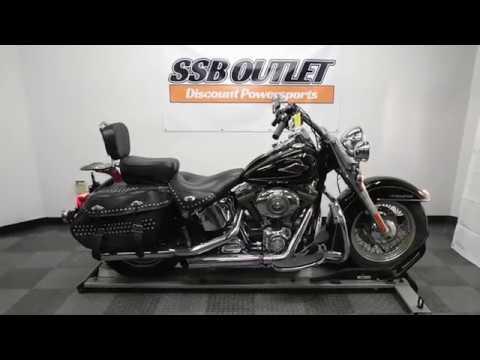 2009 Harley-Davidson FLSTC Heritage Softail® Classic in Eden Prairie, Minnesota