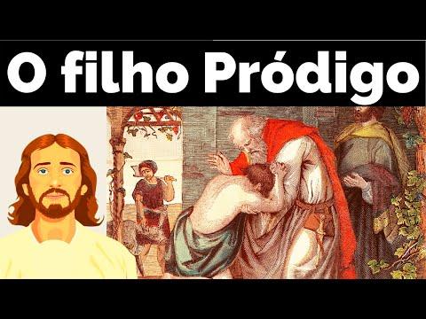 Parábola de Jesus - O filho Pródigo (Motivação de Cristo)
