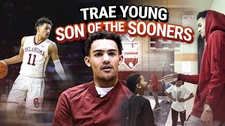 "Trae Young Opens Up On His Journey From HS To College: ""This Is How I Want It To Be"""
