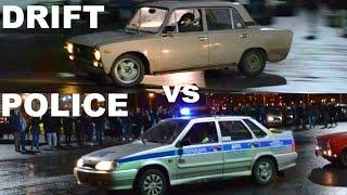 Дрифт, Полиция, БК СПБ, 5.0