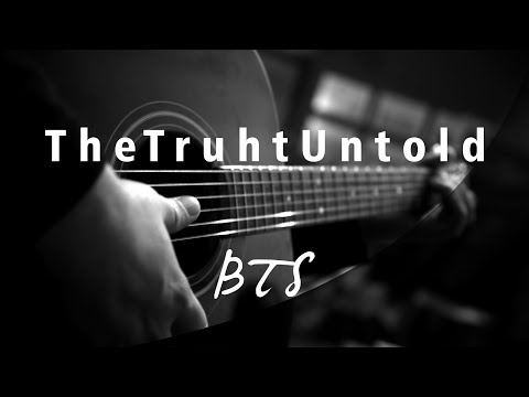 The Truth Untold - BTS Ft Steve Aoki ( Acoustic Karaoke )