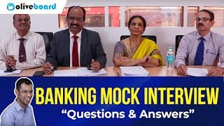 Bank Interview Questions & Answers | IBPS PO Interview Tips