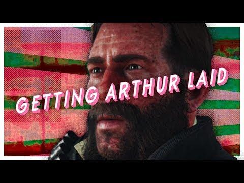 Arthur Morgan gets laid