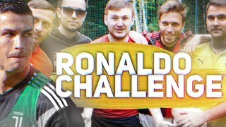 RONALDO CHALLENGE ft. ROMAROY, СИБСКАНА, МОЗЗ, ДЕНЧИК