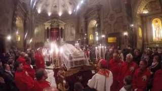 preview picture of video 'Processione del Venerdì Santo a Sora'