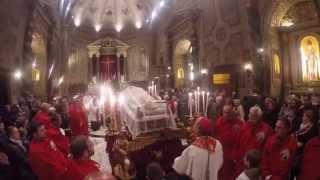 preview picture of video 'Processione del Venerdì Santo a Sora'