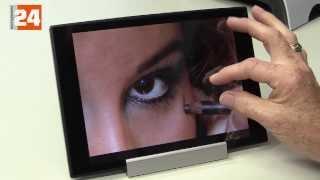 CeBit 2014 - Gigaset QV830 Tablet PC