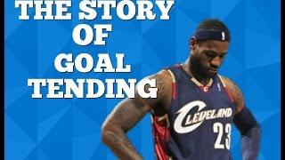 THE STORY OF GOALTENDING| HOW GOALTENDING BECAME A RULE|| NBA