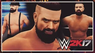 "WWE 2K17 Creations: Andradre ""Cien"" Almas (Xbox One)"