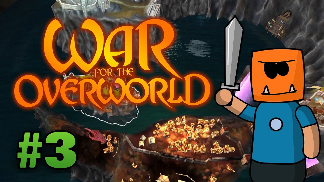 War for the Overworld ep3 | Shades of Grey
