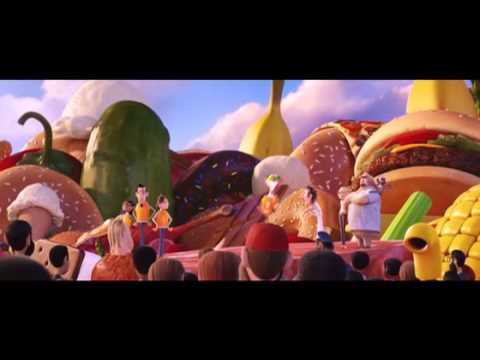 Cloudy with a Chance of Meatballs 2 Featurette 'Music Montage'