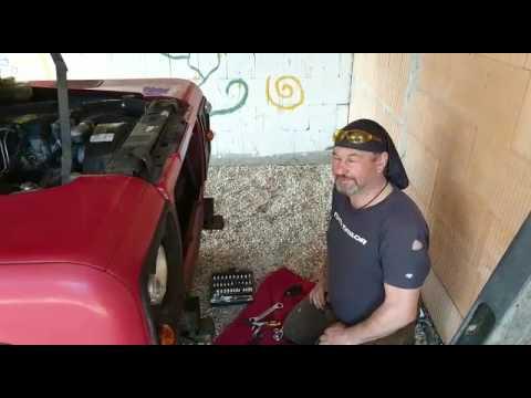 Landrover Defender Kühler defekt – Reisevorbereitung im vollem Gange