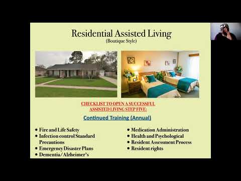 , title : 'Residential Assisted Living Training Pt. 2  |  AllenChaney.com