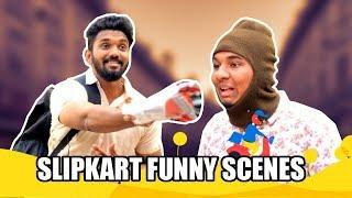 Slipkart Funny Scenes   Hyderabadi Comedy   Warangal Diaries