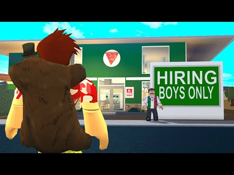 BOSS Hired BOYS ONLY.. He Didn't Like Girls For SHOCKING Reasons.. (Roblox)