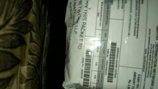 Mahashikharwati open packaging