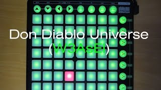 Don Diablo feat. Emeni - Universe ( Launchpad Cover )