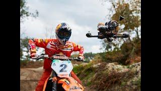 Motocross + FPV Drone 2