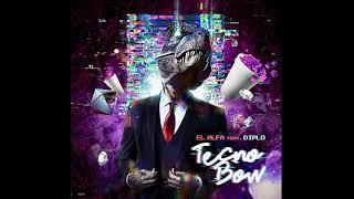El Alfa El Jefe Ft. DIPLO - Techno Bow (Audio Oficial)