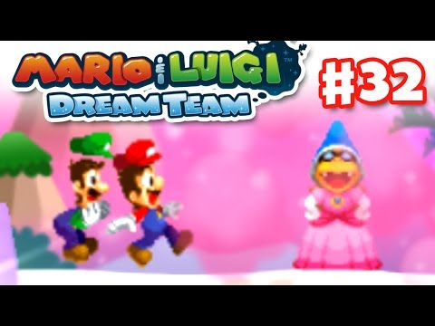 Zackscottgames Mario And Luigi Dream Team - #GolfClub