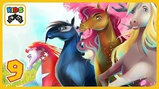 EverRun: лошади-хранители от Budge Studios * Прохождение игры №9 - Финал - Хранитель Тёрн