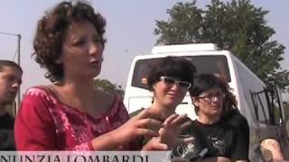 preview picture of video 'SpazzaTour, con Nunzia Lombardi nel Triangolo della Morte'