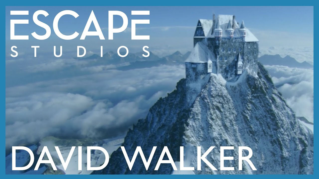 Escapee Showreels - David Walker