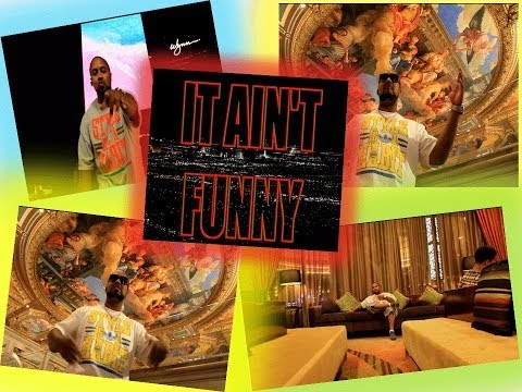 QGODFEAR - IT AINT FUNNY (The Official Visualideo)